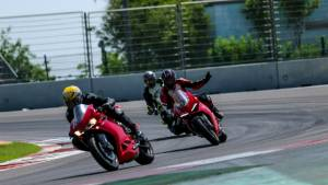 Ducati conducts its first DRE Racetrack Training session in India
