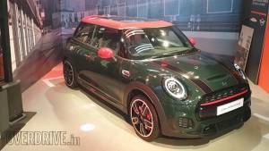 Image Gallery: 2019 Mini Cooper John Cooper Works launched in India at Rs 43.5 lakh