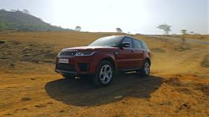 2019 Range Rover Sport Si4 road test review