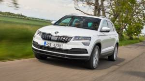 2019 Skoda Karoq first drive review