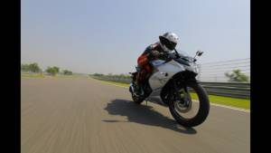2019 Suzuki Gixxer SF first ride review