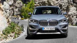 2020 BMW X1 facelift SUV to be launched in India on March 5