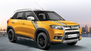 Maruti Suzuki Vitara Brezza SUV gets a Sports Limited Edition package