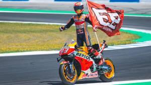 MotoGP 2019: Marc Marquez secures crucial Spanish GP win