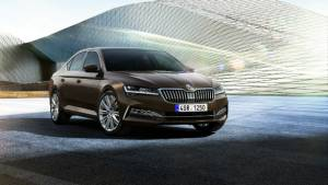 Image gallery: 2019 Skoda Superb facelift