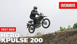 Hero XPulse 200 | First Ride Review