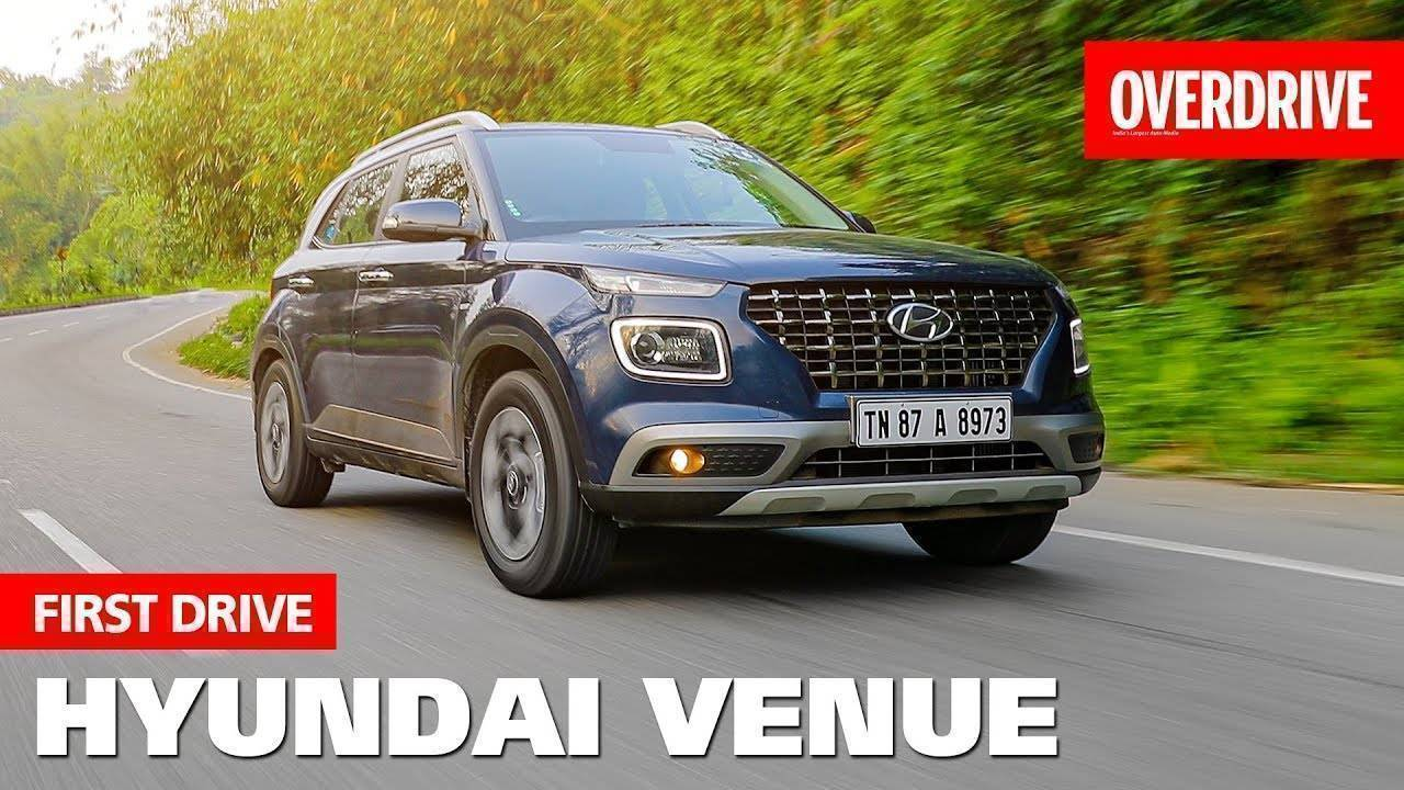 2019 Hyundai Venue | First Drive