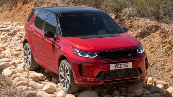 Land Rover reveals all-new 2020 Discovery Sport