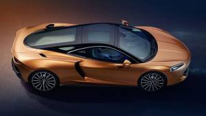 2020 McLaren GT unveiled, rivals Aston Martin DB11 and Bentley Continental GT