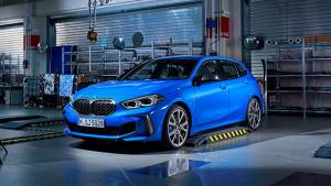 The preview of the all-new BMW 1 Series is out - launch scheduled for September 2019
