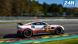 24H Series European Championship: Verdonck, Gillion and Rabindra top class driver standings after 12H Brno