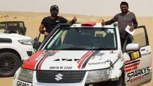 Desert Storm 2019: Defending champion Aabhishek Mishra claims fourth win