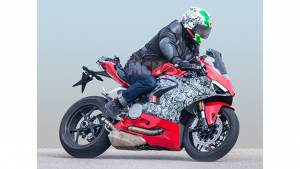 Ducati 959 Panigale replacement in the works?