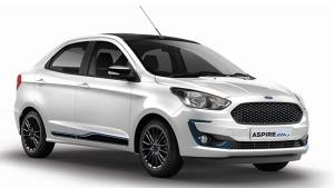 Ford Aspire Blu Edition launched in India at Rs 7.50 lakh