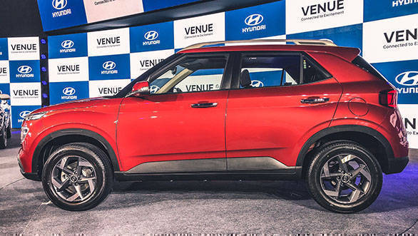 2019 Hyundai Venue SUV on-road prices in India revealed