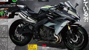 2019 Kawasaki Ninja Zx 10r Range With More Power Revealed Overdrive