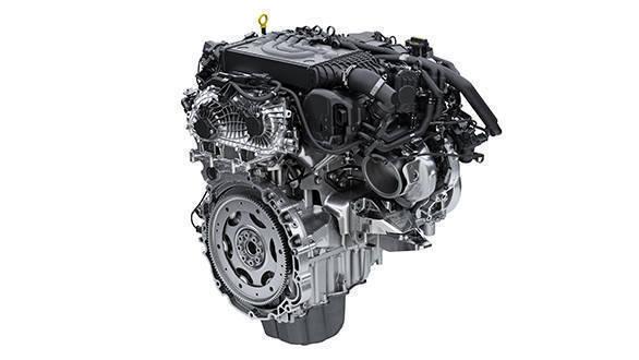 3.0-litre 400PS Ingenium petrol engine