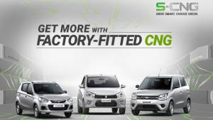 5 Reasons Why You Should Buy a CNG car