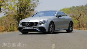 Mercedes-AMG S63 coupe road test review