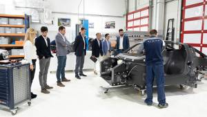 Hyundai and Kia Motors invest 80 million Euros in Rimac for development of high-performance electric vehicles
