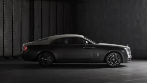 Image Gallery: Rolls Royce Wraith Eagle VIII