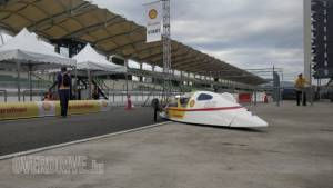 Eco-warrior: Driving Shell's Eco-Marathon Prototype