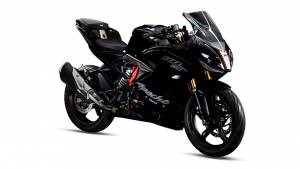 2019 TVS Apache RR 310 launched in India with a slipper clutch for Rs 2.27 lakh