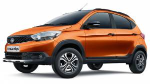 2019 Tata Tiago NRG AMT launched in India at Rs 6.14 lakh