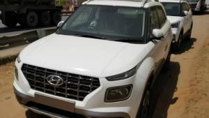 2019 Hyundai Venue spotted at dealership ahead of May 21 launch