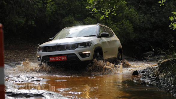 2019 Jeep Compass Trailhawk first drive review