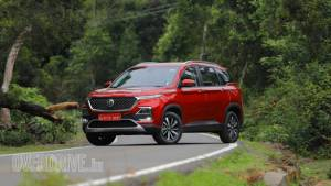 2019 MG Hector first drive review