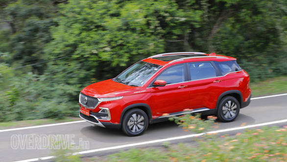MG Hector SUV launched in India at Rs 12.18 lakh, ex-showroom