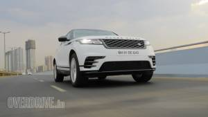 2019 Range Rover Velar P250 road test review