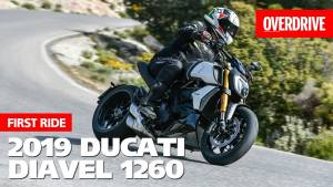 2019 Ducati Diavel 1260 S | First Ride Video Review