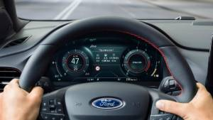 Ford and Vodafone co-develop new connected car technology