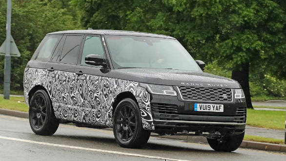 Next-generation 2022 Range Rover SUV spotted testing internationally for the first time