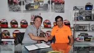 Arjun Maini to make two-race Formula 2 comeback with Campos Racing