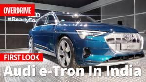 Audi e-Tron In India