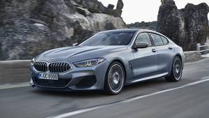 BMW 8-Series Gran Coupe digitally showcased - International unveiling next week