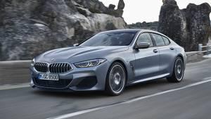 BMW 8-Series Gran Coupe digitally showcased - International unveiling next week