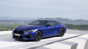 Image Gallery: BMW M8 Coupe and Competition unveiled