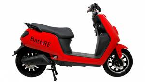 BattRE electric scooters priced at Rs 65,000 in India
