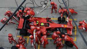 Formula 1 reported to make partial switch to synthetic fuel in 2021