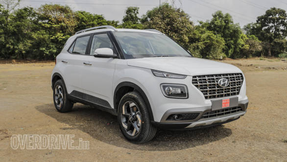 2019 Hyundai Venue SUV gets over 75,000 bookings in five months
