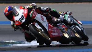 ARRC 2019: Rajiv Sethu scores points at Round 3 in Buriram