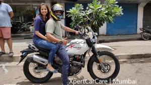 Deliveries of the Hero Xpulse 200 commenced in India