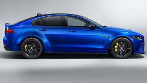 Jaguar XE SV Project 8 Touring details revealed, misses out on the rear wing!