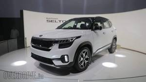 Electric Kia Seltos SUV under development for Asia