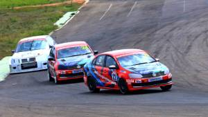 2019 MRF National Racing Championship: Tharani scores double ITC wins for Volkswagen Motorsport