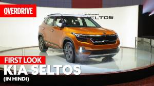Kia Seltos | First Look - Video - Overdrive